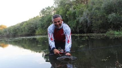 Pesca de traíras em lagos brasileiros