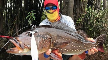 Rio Cuiuni e seus vorazes tucunarés