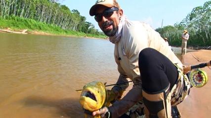 O encanto da Amazônia boliviana e a pesca de dourado
