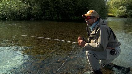 A beleza da pesca fina em águas patagônicas