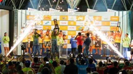 1º Campeonato Brasileiro de Pesca Amadora Esportiva - Parte 2