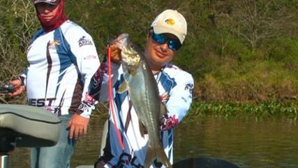 Terceira Etapa do Campeonato Gaúcho de Pesca Esportiva