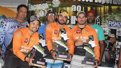Torneio de Pesca ao Tucunaré