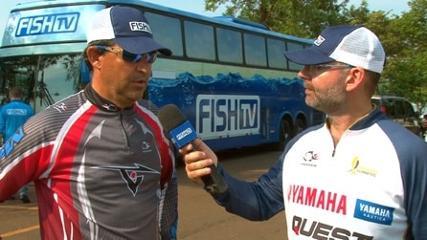 Última etapa do Pesca entre Amigos ao Tucunaré