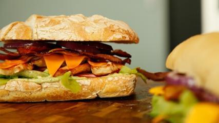Sanduíches pra todos os gostos