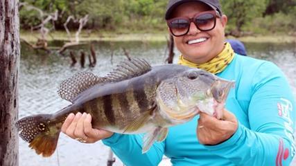 Pesca esportiva consolidando amizades