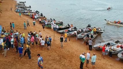 1º Torneio de Pesca Esportiva de Tucunaré de Paulicéia