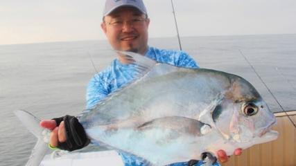 Pescaria no Parcel Dom Pedro - Parte II