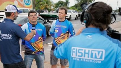 1º Campeonato Brasileiro de Pesca Amadora Esportiva - Parte 1