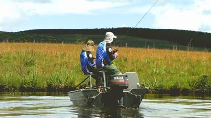 1ª Etapa do Campeonato Gaúcho de Pesca Esportiva