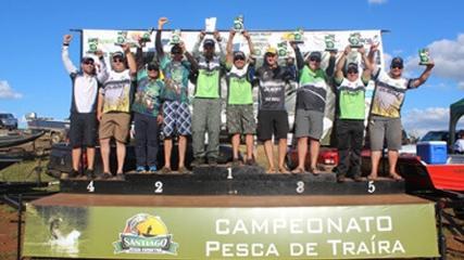 Copa Santiago de Pesca Esportiva, no Paraná