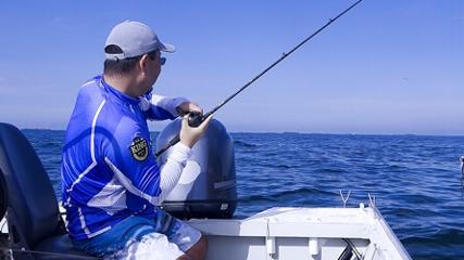 Variada pesca costeira