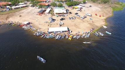 1º Torneio Cabras da Pesca, em Santo Estêvão, Bahia