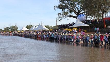 Festival Internacional de Pesca Esportiva de Cáceres - Parte 1