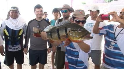 3º Torneio de Pesca Esportiva Amigos do Tarumã