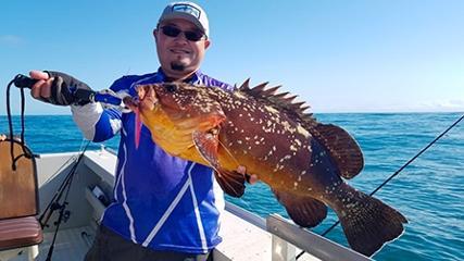 A pesca em alto-mar continua