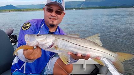 Saltwater - Jig head para pescaria de robalos