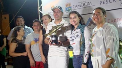 5ª etapa do 8º Circuito APEECE de Pesca Esportiva