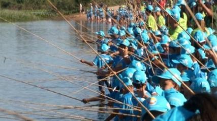 Festival Internacional de Pesca Esportiva de Cáceres