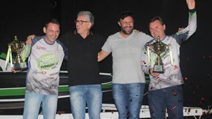 Última etapa da II Copa Iguaçu