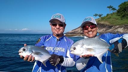 Nova pescaria costeira em Paraty