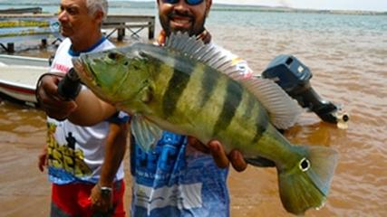 5ª edição do Cachoeira Pesca Esportiva