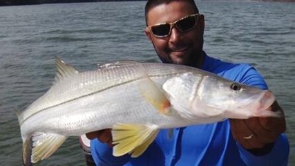 Descobrindo os pontos de pesca do Pará