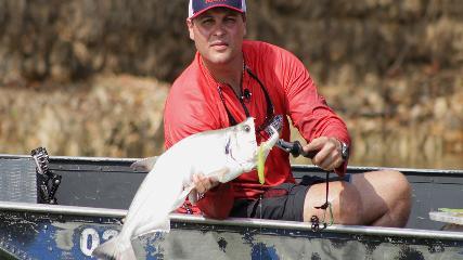 A pesca não para no Mato Grosso