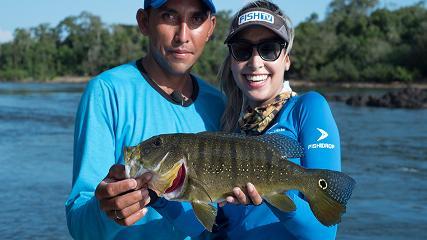 Música, pescaria e natureza no topo com a Pousada Rio Xingu