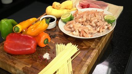 Uma variedade em receitas com pescados
