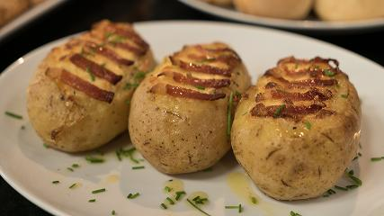 Festival de batatas do Bortola