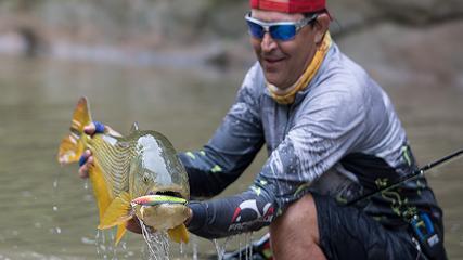 Pesca de dourados na Bolívia