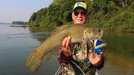 Expedição pelo rio Juruena com pesca variada