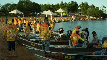 Torneio de Pesca Amadora Esportiva ao Tucunaré