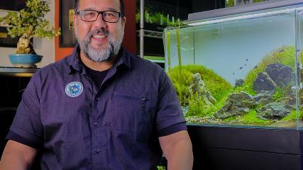 Iluminação LED para aquários