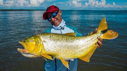 Peixe grande é reflexo da preservação