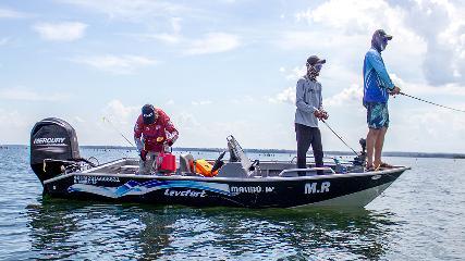 1º Torneio de Pesca Esportiva de Tucunaré Bela Vista