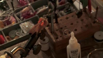 Perfeição no atado de libélula