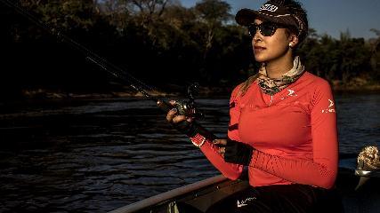 Pescando em Bonito com a Cabana do Pescador