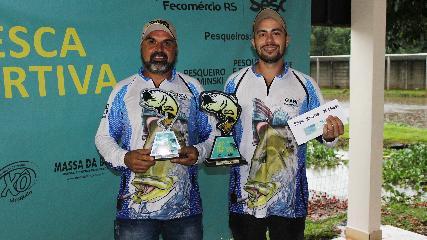 Última Etapa do Circuito Sesc de Pesca Esportiva
