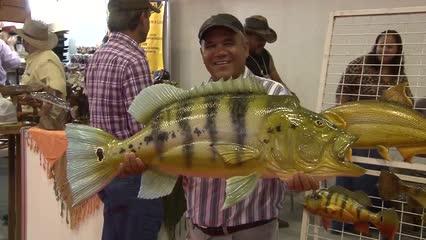 Pesca Esportiva invade Goiânia
