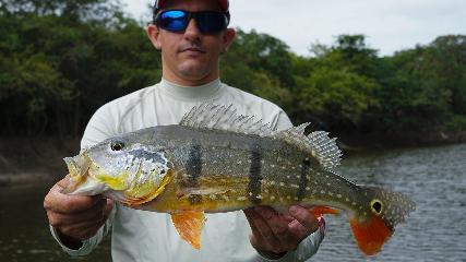 Pescaria em Roraima