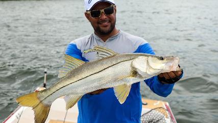 Pescando em São Caetano de Odivelas