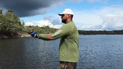 Pesca de Traíras