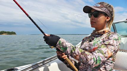 Pescaria e emoção na Argentina com a Puerto Paraíso