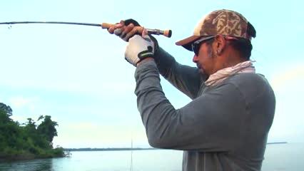 Desafio: pacú, pirapitá e dourado em única pescaria!