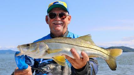 Pescaria Variada e Apoitada com Molinetes