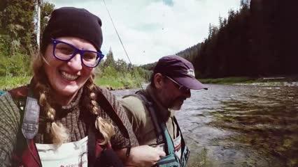 Pescaria e casamento