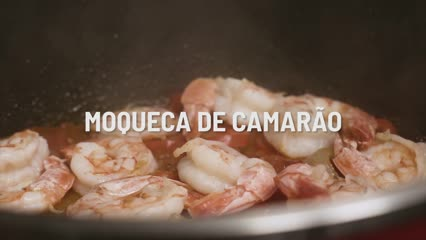 Moqueca de Camarão