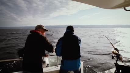 Embarcados em Seattle
